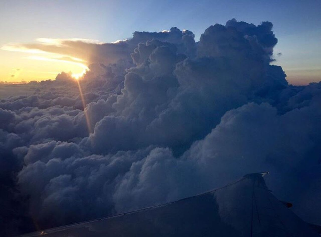 cloud - sky, danger, outdoors, power in nature, sky, no people, sunset, nature, day, thunderstorm, city