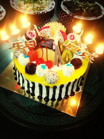生日快乐越来越年轻