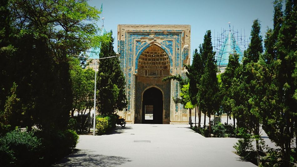 Iranan Architecture Asian Culture Ancient Architecture Check This Out Hello World holly place bastam