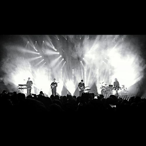 Alt-J was insane! After party with the band was even better...still don't know how we pulled that one off! Alt-J Live Music Concert Photography Blackandwhite Houston Soundtrack Of Our Lives Triangles Are My Favorite Shape Getting Weird