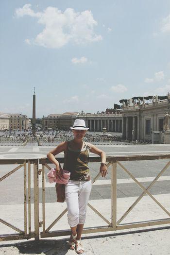 Vatican Roma Italy Love <3