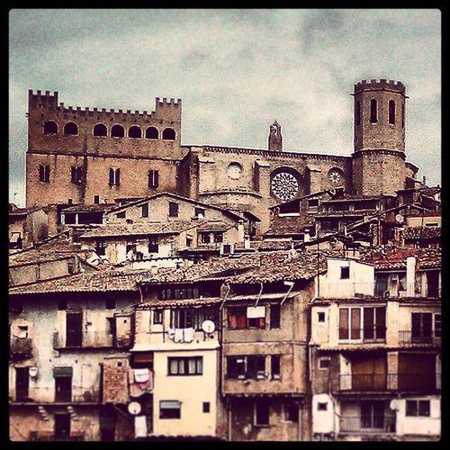Teruel Valderrobles FotoDelDia Teruelexiste Esenciadepueblo Matarraña Castillos Catedrales Iglesias Gotico Pueblosconencanto Digers_edit World_great