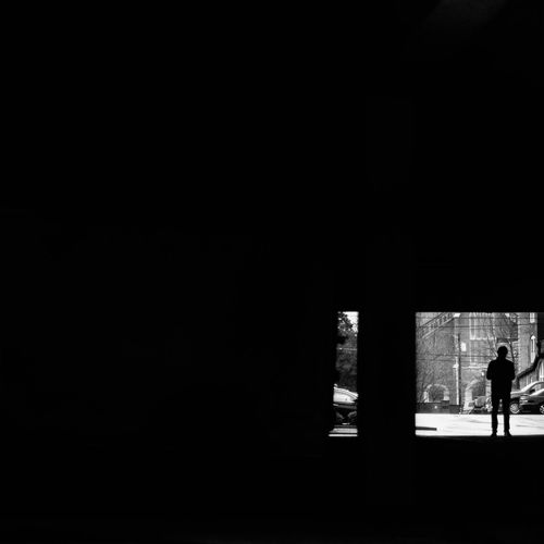 Lexington,KY Streetphotography Black And White Light And Shadow Black & White Monochrome Fujifilm Lexington