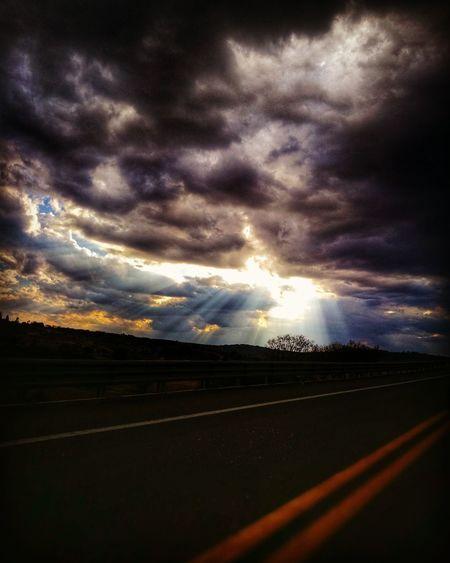 Dramatic Sky Cloud - Sky