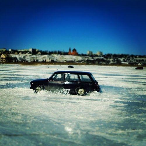 Winter Ice Snow Vaz