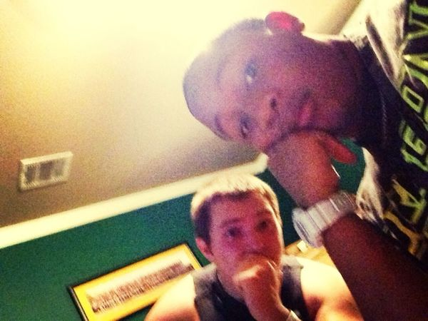 Me and Nate