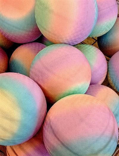Easter Ready Pastel Power Bouncy Ball Taking Photos Urban Photography Balls Colorful Favoritethings Lieblingsteil