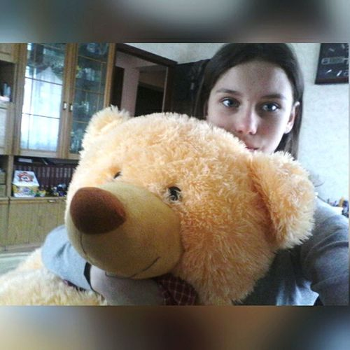 мой медведь праздник:3 My Home
