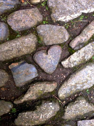 Full Frame Backgrounds Textured  Day Outdoors Stone Material No People Heart The Giant's Heart Focus Object
