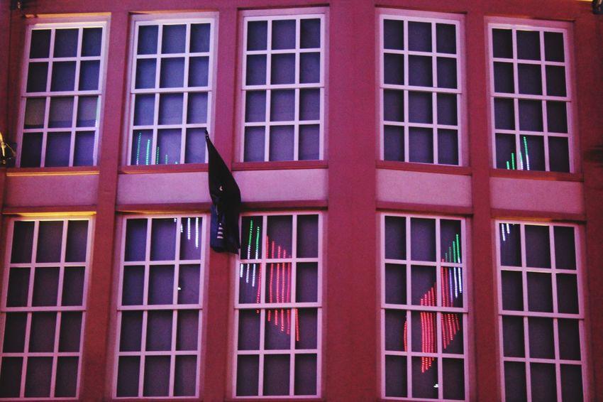 EyeEmNewHere EyeEmReady UAE Architecture Balconies Pink Pink Wall Book Bookshelf Red Day