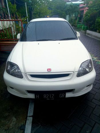 My love... Car Honda Civic CivicLife Type R