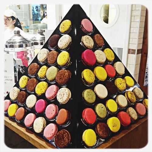 Macaron piramidi.. First Eyeem Photo