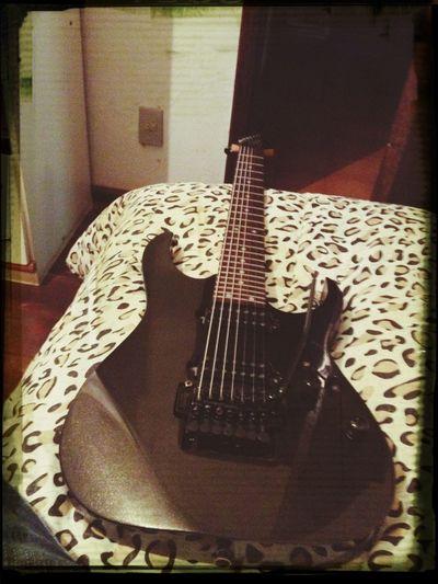 Ibanez 7 strings!