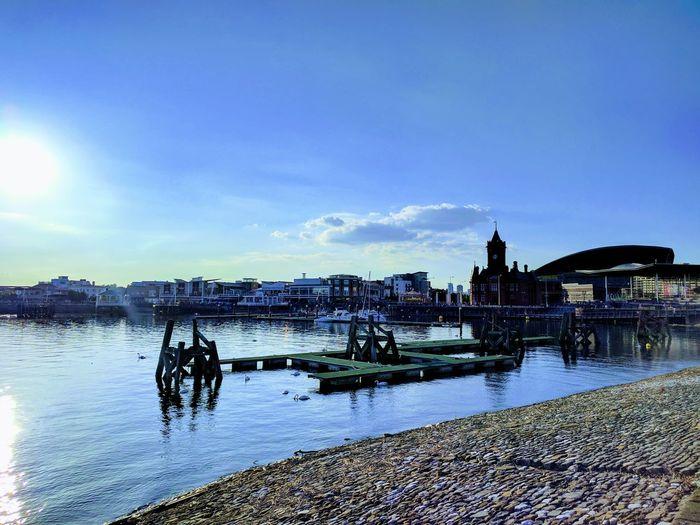 Cardiff Bay on