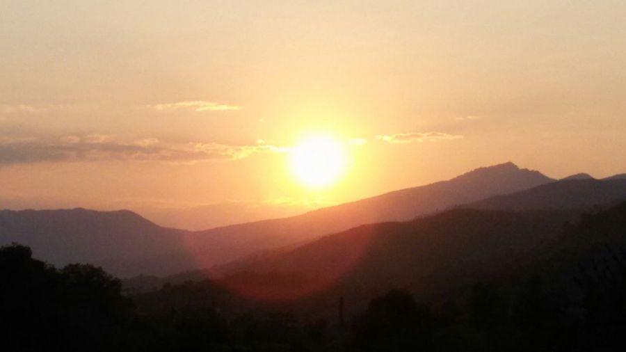 Sunset Countryside Vallearroscia Liguria EyeEm Liguria Getty & Eyeem