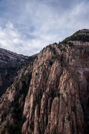 Photo by Cooper Billington in Santa Fe, New Mexico on Sandia Peak #Adventure #landscape #nature #photography Beauty In Nature Mountain Outdoors Peak
