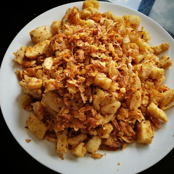 PorkCracklingschili Thaifood Ready-to-eat Food