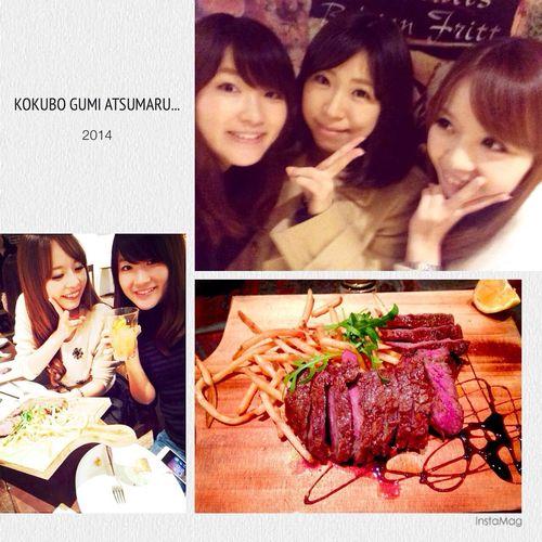 はなきん♡ Taking Photos Yummy Dinner Friday Night