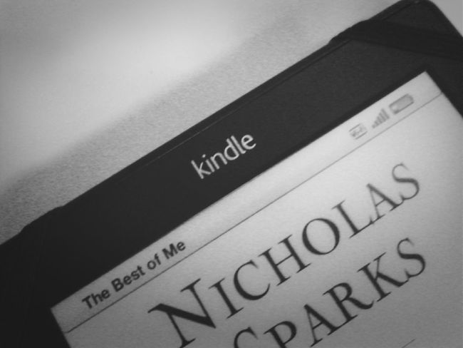 Time To Read Electronic Devices Kindle What Are You Reading?