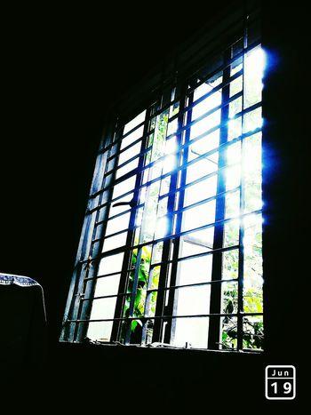 Dhaka, Bangladesh Light And Shadow Darkness And Light Green Color Alauddin