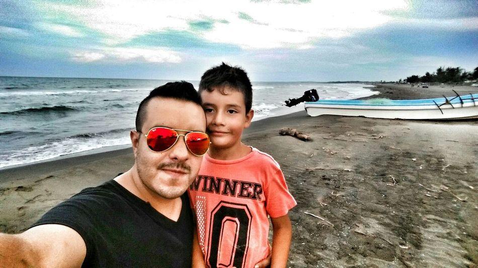 Relaxing Life Is A Beach Enjoying Life Beach Life Chachalacas Veracruz Selfie Singledadlife Be Happy