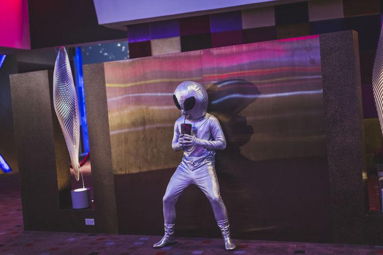 alien !! Stage