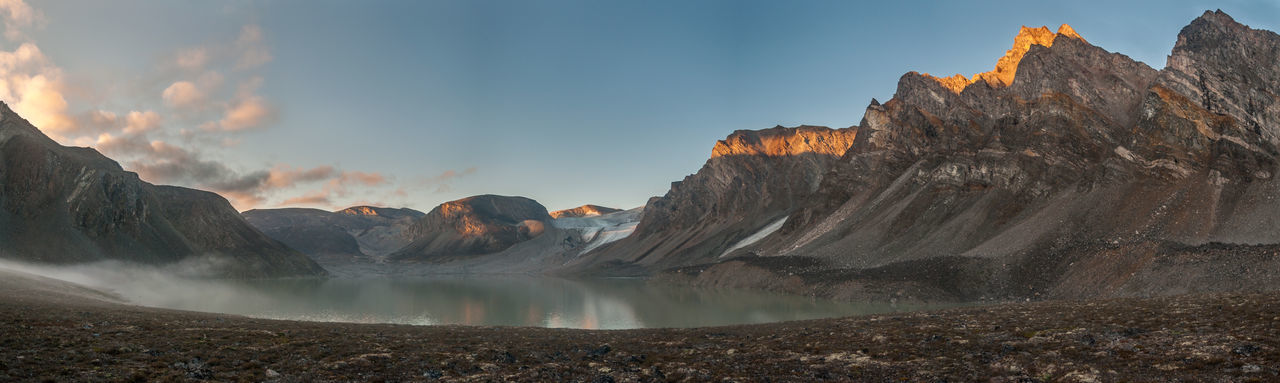 Greenland Nature No People Outdoors