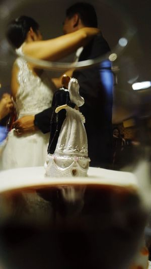 Our moment of love, joy and togetherness😊😊😊 Justgotmarried Marriage  Love Wedding Day Indoors  Close-up Selective Focus Focus On Foreground Reflection Glass - Material Love Is Love Celebration Love Is Love