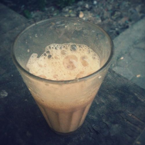 "Evening tea. Always reminds me of ""Chitchat and Mess ki chai"" Iiml Tea Monsoon Cutting Chai"
