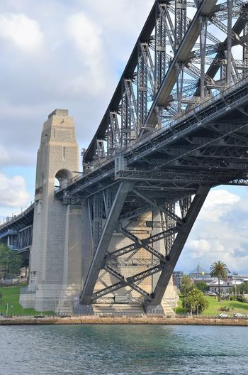 Blue Sky Cloud Cloud - Sky Day Outdoors Sky Sydney Sydney Harbour Bridge Travel Destinations Travel Photography