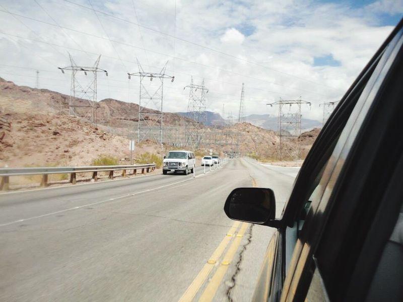 Roadtrip Trip Viaggio Under The Sun Best Picture  Dreams Come True Gorgeous ♥ America USA Desert Heaven Car