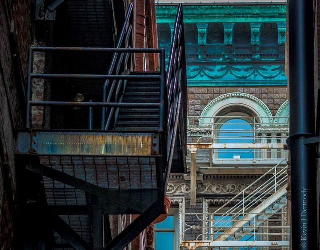 Love the views in my city. Scranton Theelectriccity Alley Fireescape Rust Architecture Photostroll Nikon 50mm Beautyineverything Home Is Where The Art Is Hidden Gems