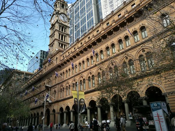 urban jungle City Architectural Column Window Building Exterior Built Structure Sky Historic Building