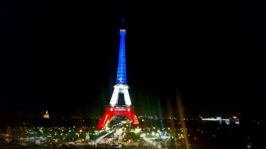 Fluctuat Nec Mergitur. Paris Paris Je T'aime