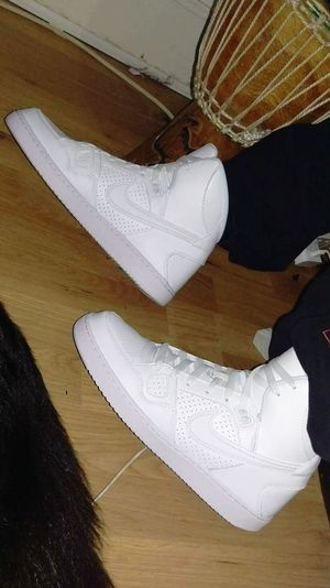 Nike Check This Out Nike Force Nikes Nike Shoes Trainers Trainer Nice Hightop Hightops Nike Hightops