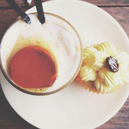 Flycupgarden Flanfrappuccino Cheesecupcake