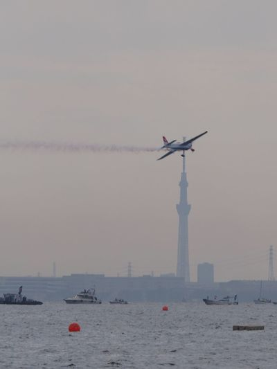 Airplane & Tokyo Sky Tree RedBull Air Race 2016 Air Race Skyscape Landscape Seascape Sky And Clouds The Purist (no Edit, No Filter) Sky And Sea Sky_collection EyeEm Best Shots The Great Outdoors - 2016 EyeEm Awards Sky Porn Enjoying Life Snapshot Taking Photos Walking Around お写ん歩 Redbullairrace