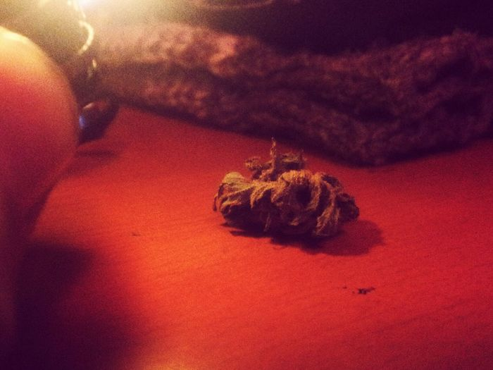 Relaxing Weed First Eyeem Photo