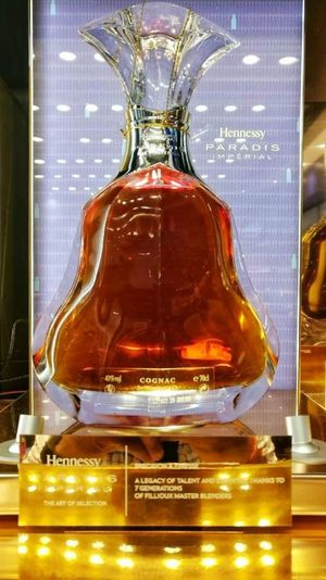 Hennessy Hennessy (Cognac) Hennessyparadise Imperial Paradise Cognac Artofselection Beverage Quality Brandy Liquor Bottle Collection Oneplus Oneplus3T Smartphonephotography Design EyeEm Best Edits Eye4photography  Oneplusphotograpgy