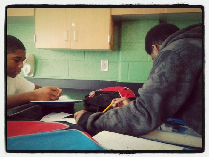 These Boring Ass School Kids