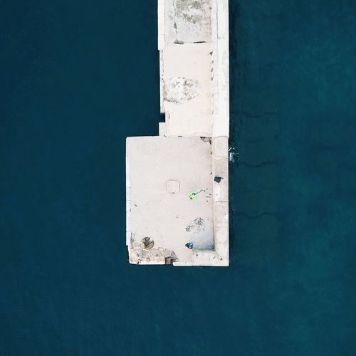 EyeEm Selects Djimavic Mavicpro Aerialphotography Building Structures Colorfull Wanderlustcroatia Visitrijeka Rijeka Built Structure Seascape Photography Aerial View Seashores