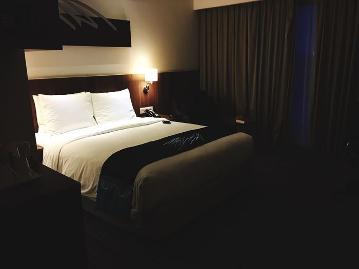 Interior Of Hotel Room