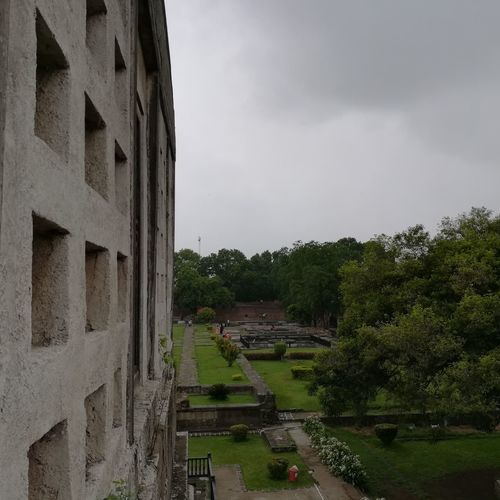 Shaniwar wada (1) Architecture No People Sky Outdoors Day Built Structure Tree Building Exterior City Ancient Ancient Civilization History Through The Lens