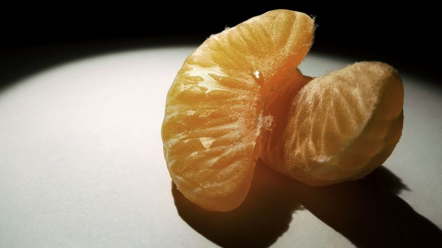 Close-up of tangerines