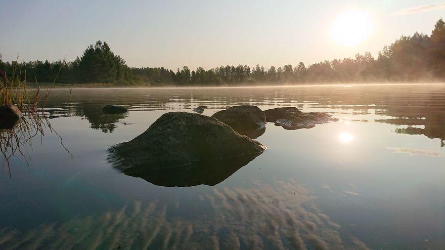 Water Sunbeam