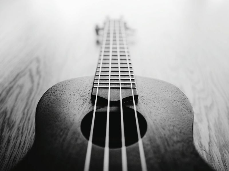 Meuviolao Gospelmusic BlackandWhiteFX Tocarviolão