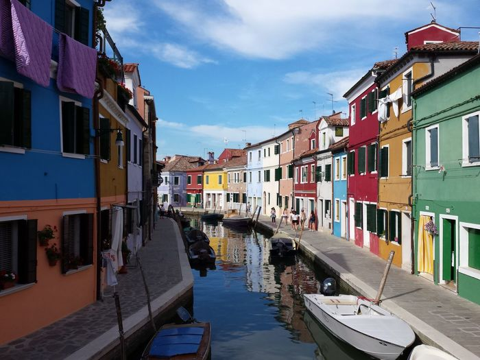 Original Experiences Blue Sky Ladyphotographerofthemonth Houses&Homes Around The World Blue Blue Sky Bunt Multi Coloured Gorgeous Burano Italy Close To Venice . Perfect Place For Pastel Colors And Blue Sky . Dolce Vita Colourful Colourful Houses Old Houses Burano, Italy Burano, Venice Colourful Houses Colour Explosion Hello World Check This Out Ancient Beauty Holiday Memories Coloured Houses Canals And Waterways Canal Life Canal Boats Canal Walks Travel Traveller's Diary Showcase June The Street Photographer - 2017 EyeEm Awards The Architect - 2017 EyeEm Awards Been There. Done That.
