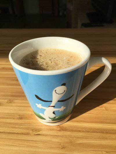 I Need A Break Afternoon Coffee Coffee Joy Dance Of Coffee Joy Frothy Coffee Yeahh Frothy Fun Late Afternoon Light Snoopy Coffee