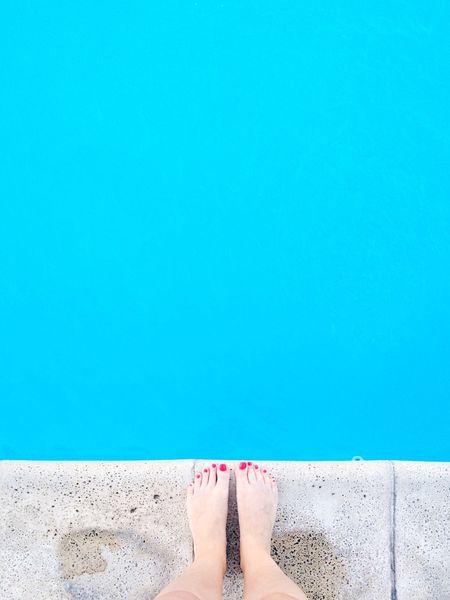 Deep Dive Enjoying Life