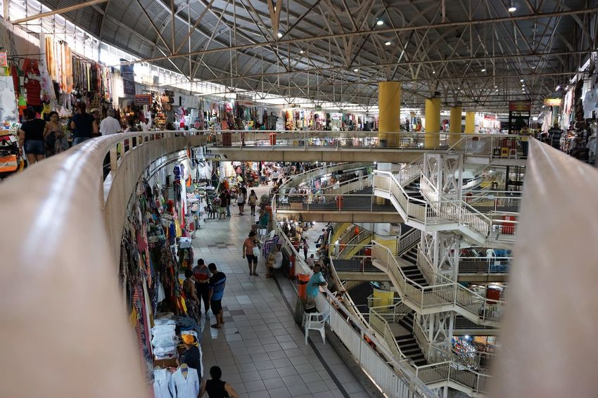 Mercado Central Adult Crowd Day Indoors  Large Group Of People Men People Real People Women